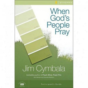 Book Cover, When God's People Pray
